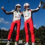 El estonio Ott Tänak ganó el Copec Rally Chile 2019