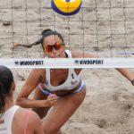 El volleyball playa femenino chileno clasificó a los Juegos Panamericanos Lima 2019