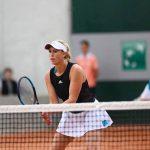 Alexa Guarachi cayó en la primera ronda de dobles del WTA de Linz