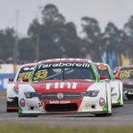 Benjamín Hites debió abandonar en la quinta fecha del Top Race Series producto de un choque