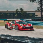 Benjamín Hites disputará la cuarta fecha del Ferrari Challenger en Montreal