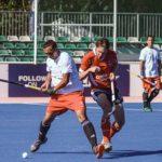 Selección Chilena Masculina ocupó el sexto lugar en el Hockey Series Final de Francia