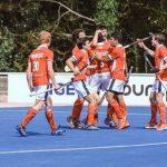 Chile empató con Ucrania y mantiene opciones de avanzar en el Hockey Series Final Masculino