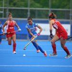 """Las """"Diablas"""" caen ante India en semifinales del Hockey Series Final y disputarán el bronce ante Rusia"""