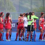 """Las """"Diablas"""" derrotaron a Japón y sumaron su segundo triunfo en el Hockey Series Final"""
