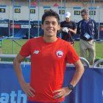 Esteban Bustos fue noveno en la Copa del Mundo Final de Pentatlón Moderno