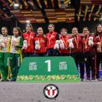 Chile obtuvo un total de 18 medallas en el Sudamericano Pre Cadete, Cadete y Juvenil de Esgrima