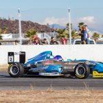Javier Scuncio ganó la segunda fecha de la Fórmula Codasur