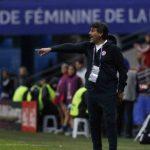 """José Letelier: """"Nuestras jugadoras dieron el máximo y corrieron durante todo el partido"""""""