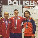 Chile sumó nuevas medallas en el Open Paralímpico de Tenis de Mesa en Polonia