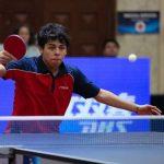 Nicolás Burgos y Valentina Ríos se instalan en semifinales del Panamericano Juvenil de Tenis de Mesa