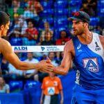 Duplas chilenas debutan con derrotas en el Mundial de Volleyball Playa