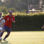 La Roja Femenina derrotó en un partido de entrenamiento al FC Ingolstadt 04