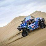 Michelangelo Bertolla participará en la tercera fecha del Nacional de Rally Cross Country
