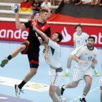 Chile cayó ante Alemania en el Mundial Junior Masculino de Handball