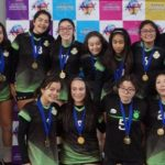 Asociación de la Araucanía ganó el Nacional U14 de Volleyball Femenino