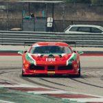 Benjamín Hites fue segundo en las prácticas de la quinta fecha del Ferrari Challenge