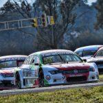 Benjamín Hites llegó a Salta para disputar la sexta fecha del Top Race Series