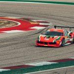 Benjamín Hites buscará el liderato del Ferrari Challenge en Indianápolis