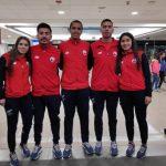 Se cerró la participación chilena en el bádminton de Lima 2019