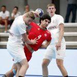Chile cayó ante Dinamarca en el Mundial Junior Masculino de Handball