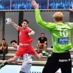 Chile debutó en el Mundial Junior Masculino de Handball con derrota ante Islandia