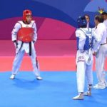 Jorge Ramos cayó en la primera ronda del taekwondo en Lima 2019