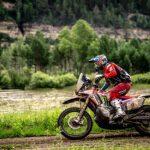 Ignacio Cornejo termina en el lugar 14 en la primera etapa del Rally de la Seda
