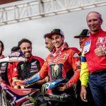 José Ignacio Cornejo finalizó en el puesto 11 del Rally de la Seda