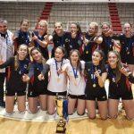 Manquehue y Doñihue ganaron la Liga Nacional A2 de Volleyball