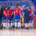 """Las """"Marcianitas"""" caen en penales ante Argentina y jugarán por el bronce en los World Roller Games"""