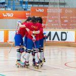 """Las """"Marcianitas"""" derrotan a Portugal y avanzan a semifinales de los World Roller Games"""