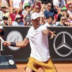 Nicolás Jarry debuta este lunes en el ATP 250 de Winston-Salem