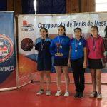 Con éxito se realizó el Primer Open Nacional Challenge Peneca y Preinfantil de Tenis de Mesa