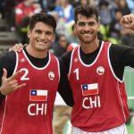 Los Primos Grimalt avanzan a semifinales del volleyball playa en Lima 2019