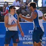 Primos Grimalt ganan en nueva jornada del Mundial de Volleyball Playa