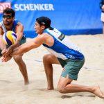 Duplas chilenas se despidieron del Mundial de Volleyball Playa