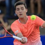 Tomás Barrios cayó en la primera ronda del Challenger de Como