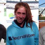 Se definieron los equipos chilenos que participarán en el Sudamericano Sub 16 de Tenis