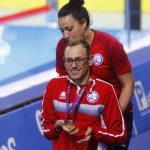 Alberto Abarza ganó su tercera medalla de oro en la para natación de Lima 2019