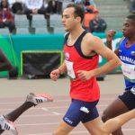Alejandro Peirano clasificó a la final de 800 metros planos en el atletismo de Lima 2019