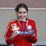 Amanda Cerna ganó medalla de plata en el Para Atletismo de Lima 2019