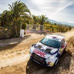 """""""Chaleco"""" López logró el tercer lugar en el Rally Vuelta de la Manzana de Argentina"""