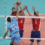 Chile cayó ante Argentina y jugará por el bronce en el volleyball de Lima 2019