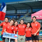 Chile obtuvo el cuarto lugar en el Panamericano de Natación con Aletas
