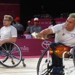 Jaime Aránguiz y Constancio Cancino disputarán la medalla de bronce en el Para Bádminton de Lima 2019