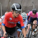 Denisse Ahumada obtuvo el cuarto lugar en el ciclismo ruta de Lima 2019