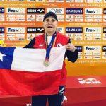 Eliana Busch ganó su tercera medalla de plata en el Mundial Máster de Natación