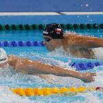 Este martes comenzó la participación chilena en la natación de Lima 2019