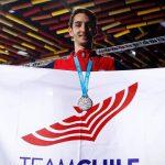 Gustavo Alarcón ganó medalla de plata en la esgrima de Lima 2019